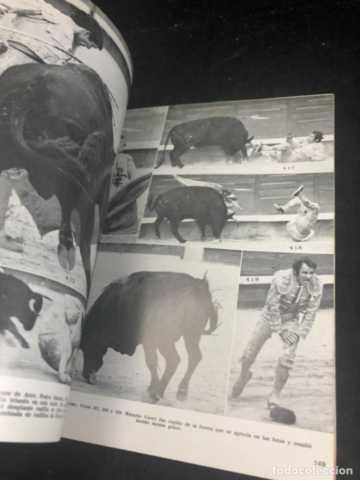 Tauromaquia: CRONICA TAURINA GRAFICA. 1974. FERNANDO BOTÁN. 440 FOTOGRAFÍAS. VOLUMEN VII - Foto 4 - 271780583