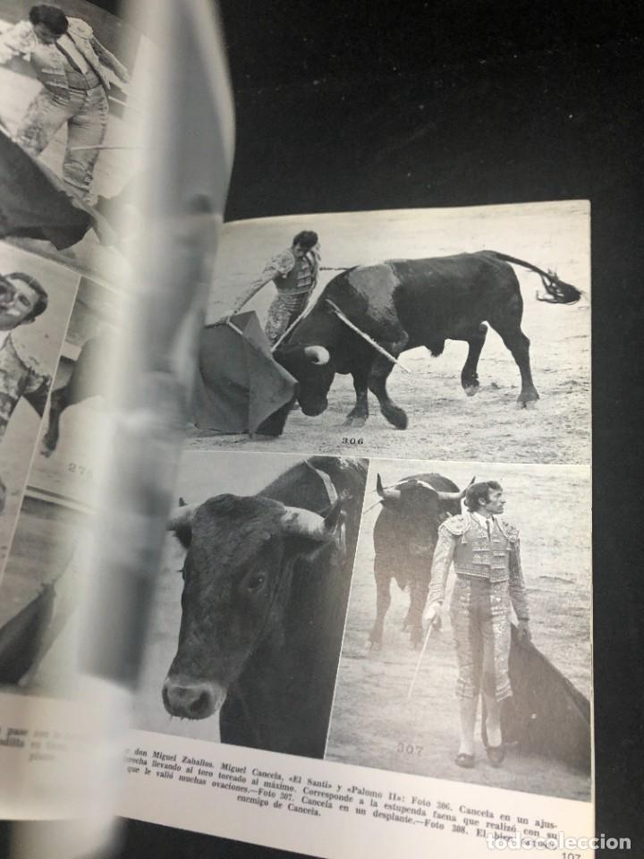 Tauromaquia: CRONICA TAURINA GRAFICA. 1974. FERNANDO BOTÁN. 440 FOTOGRAFÍAS. VOLUMEN VII - Foto 7 - 271780583