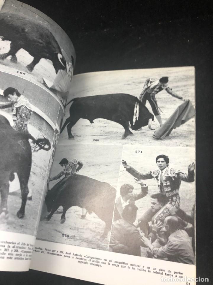 Tauromaquia: CRONICA TAURINA GRAFICA. 1974. FERNANDO BOTÁN. 440 FOTOGRAFÍAS. VOLUMEN VII - Foto 9 - 271780583