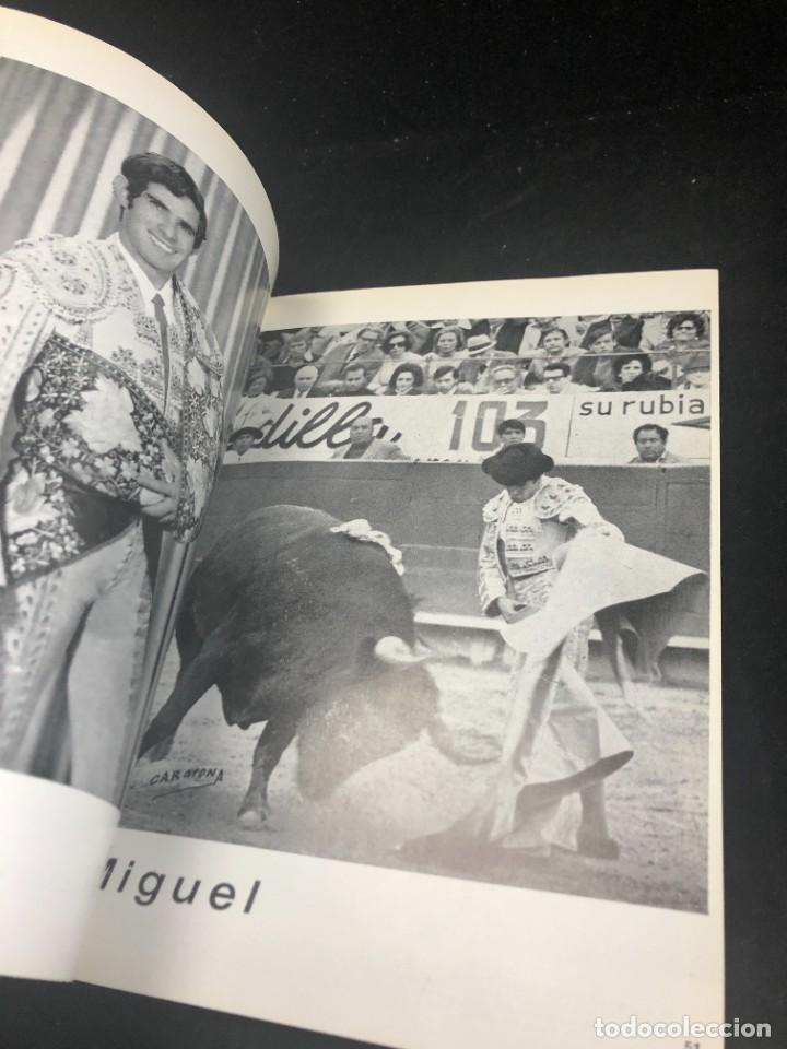 Tauromaquia: CRONICA TAURINA GRAFICA. 1974. FERNANDO BOTÁN. 440 FOTOGRAFÍAS. VOLUMEN VII - Foto 12 - 271780583