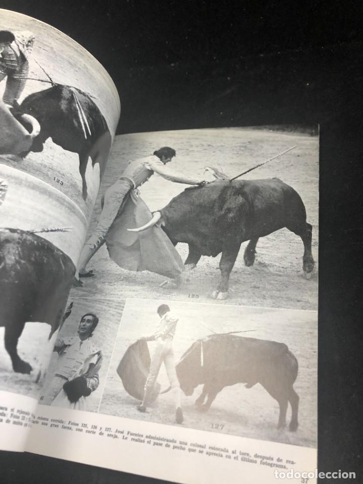 Tauromaquia: CRONICA TAURINA GRAFICA. 1974. FERNANDO BOTÁN. 440 FOTOGRAFÍAS. VOLUMEN VII - Foto 13 - 271780583