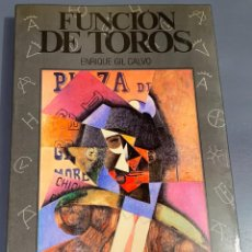 Tauromaquia: FUNCIÓN DE TOROS - COLECCIÓN LA TAUROMAQUIA Nº 18 - ESPASA CALPE ¡BUEN ESTADO!. Lote 276161638