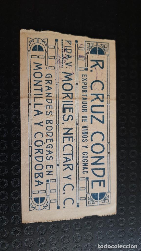 Tauromaquia: ENTRADA PLAZA DE TOROS DE CORDOBA 1918 GALLITO, BELMONTE Y CAMARA - Foto 2 - 277175603