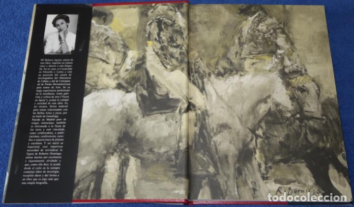 Tauromaquia: Roberto Domingo - Arte y Trapío - Maria Dolores Agusti Guerrero - Agualarga (1998) - Foto 2 - 277203668