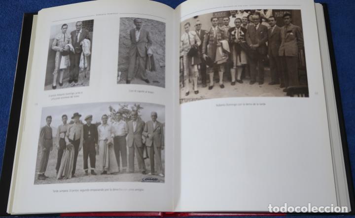 Tauromaquia: Roberto Domingo - Arte y Trapío - Maria Dolores Agusti Guerrero - Agualarga (1998) - Foto 5 - 277203668