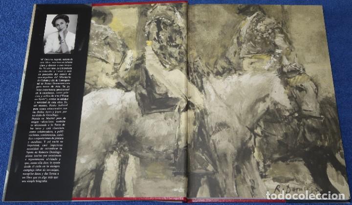 Tauromaquia: Roberto Domingo - Arte y Trapío - Maria Dolores Agusti Guerrero - Agualarga (1998) - Foto 2 - 277203678