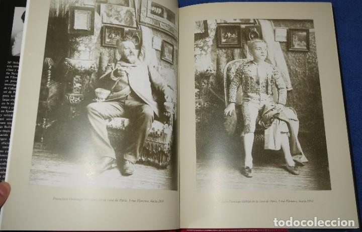 Tauromaquia: Roberto Domingo - Arte y Trapío - Maria Dolores Agusti Guerrero - Agualarga (1998) - Foto 4 - 277203678