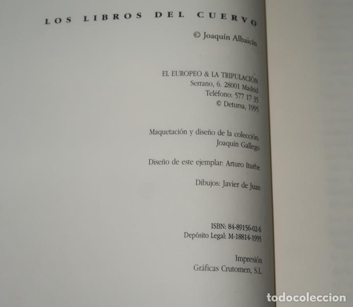 Tauromaquia: Diario de un Paulista - Siguiendo a Rafael - Joaquin Albaicin - Detursa (1995) ¡Impecable! - Foto 3 - 278427603