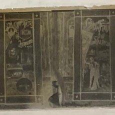 Tauromachie: SIGLO XIX FOTOGRAFÍA CON 4 CARTELES DE TOROS FERIA DE VALENCIA AÑO 1894 SOBRE CRISTAL MONTAJE. Lote 287453733