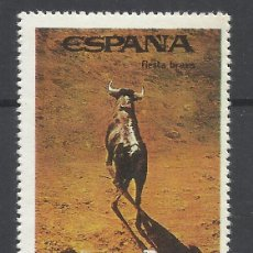 Tauromaquia: ESPAÑA FIESTA BRAVA NUEVO*. Lote 288947468