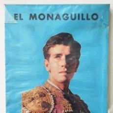 Tauromaquia: EL MONAGUILLO. TORERO. FRANCISCO CORTES JAEN. MALAGA 1965.. Lote 288961883