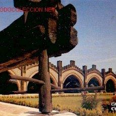 Coleccionismo de vinos y licores: CAVAS CODORNIÚ. MUSEO CODORNIÚ. MONUMENTO NACIONAL. Lote 211891