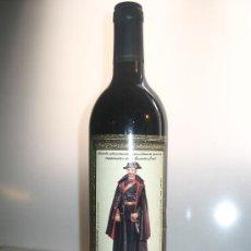 Coleccionismo de vinos y licores: BOTELLA VINO CAMPECHANO: COSECHA ESPECIAL GUARDIA CIVIL. Lote 26381120