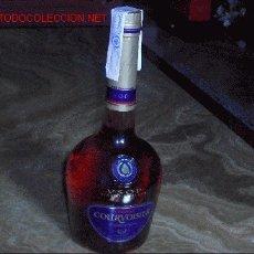 Coleccionismo de vinos y licores: COGNAC COURVOISIER V.S.O.P. FINE CHAMPAGNE. BOTELLA LLENA. OFERTA!!!!!!!!!. Lote 11515295