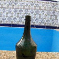 Coleccionismo de vinos y licores: ANTIGUA BOTELLA DE BENEDICTINE.. Lote 10111051