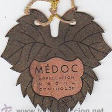 Coleccionismo de vinos y licores: ETIQUETA DEL MEDOC. Lote 10596931