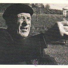 Coleccionismo de vinos y licores: PIERRE CAMPANA, CATADOR DE VINOS, POSTAL. Lote 22222500