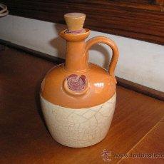 Coleccionismo de vinos y licores: JARRA DE WHISKY OF THE YE MONKS - VACIA. Lote 27368275