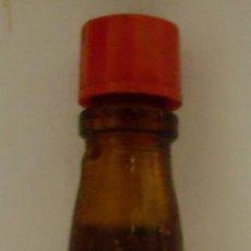 Coleccionismo de vinos y licores: BOTELLIN DE LICOR DE HIERBAS UNDERBERG. ALEMANIA.. Lote 20601290