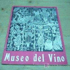 Coleccionismo de vinos y licores: VINO-ENOLOGIA-VILAFRANCA DEL PENEDES. Lote 21125716