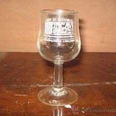 Coleccionismo de vinos y licores: COPA DE VINO SERIGRAFIADA. Lote 27571583
