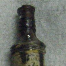 Coleccionismo de vinos y licores: BOTELLN JARABE CLARO VDA. ESPLUGAS. BARCELONA RF-1013. Lote 27730365