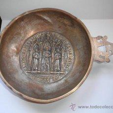 Coleccionismo de vinos y licores: ANTIGUO CATADOR DE VINOS. Lote 34001089