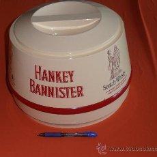 Coleccionismo de vinos y licores: HANKEY BANNISTER, RECIPIENTE PARA EL HIELO. Lote 28960176