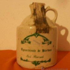 Coleccionismo de vinos y licores: AGUARDIENTE DE HIERBAS, SERIE RESERVADA. Lote 29689628