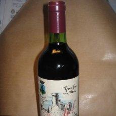 Coleccionismo de vinos y licores: GRAN BOTELLA DE COLECCION TINTO PEÑAFIEL COSECHA DE 1978 RESERVA EMBOTELLADA EN SU 5º AÑO . Lote 30279549