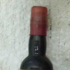 Coleccionismo de vinos y licores: BOTELLIN FRAGATA. GOLDEN OLOROSO SHERRY. JOSE BUSTAMANTE S. L. JEREZ RF-2029. Lote 31612012