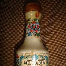 Coleccionismo de vinos y licores: BOTELLÍN METAXA GRANDE FINE, PRODUCTO DE GRECIA. Lote 33414302