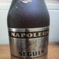 Coleccionismo de vinos y licores: BRANDY NAPOLEON SEGUIN. Lote 33706084