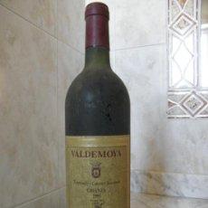 Coleccionismo de vinos y licores: VINO VALDEMOYA CRIANZA DEL 95 MEDINA DEL CAMPO. Lote 35699490
