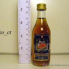 Coleccionismo de vinos y licores: BOTELLITA BOTELLIN RON MIEL AREHUCAS DESTILERIAS AREHUCAS CANARIAS. Lote 38013248