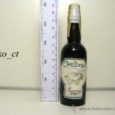 Coleccionismo de vinos y licores: BOTELLITA BOTELLIN AMONTILLADO JEREZ SECO OÑANA BODEGAS GARVEY JEREZ. Lote 38409606