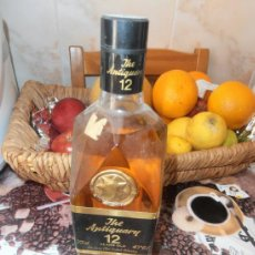 Coleccionismo de vinos y licores: BOTELLA WHISKY THE ANTIQUARY 12 YEAR OLD. Lote 38329341