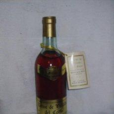 Coleccionismo de vinos y licores: BOTELLA DE VINO - TERME DE VILLALBA DEL CONTE-NUMERADA 3679 -VILLALBA DE LOS ARCOS -TARRAGONA- 1973. Lote 38729518