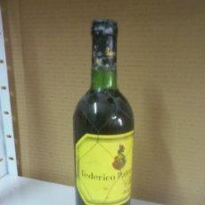 Coleccionismo de vinos y licores: . FEDERICO PATERNINA OLLAURI RIOJA GRAN RESERVA 1970. VINO TINTO. CONSERVADO EN BODEGA. SIN ABRIR. Lote 38951352