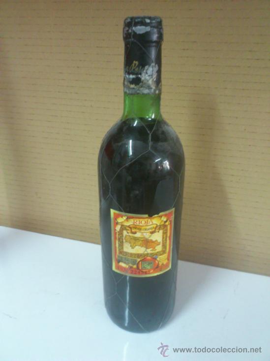 Coleccionismo de vinos y licores: . FEDERICO PATERNINA OLLAURI RIOJA GRAN RESERVA 1970. VINO TINTO. CONSERVADO EN BODEGA. SIN ABRIR - Foto 4 - 38951352