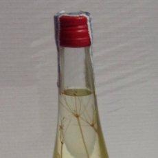 Coleccionismo de vinos y licores: ANTIGUA BOTELLA - ESCARCHADA - PICUEZO - QUEL - LA RIOJA - OCHO PESETAS. TDKB. Lote 39721743