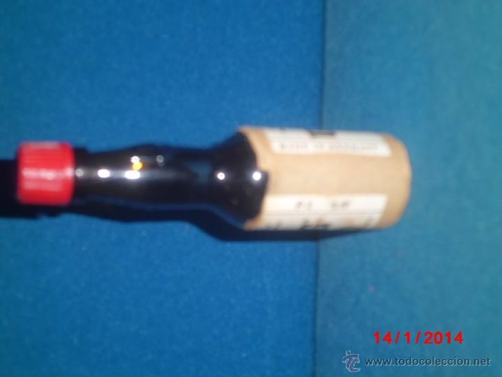 Coleccionismo de vinos y licores: LICOR UNDERBERG ALEMANIA - Foto 4 - 40994150