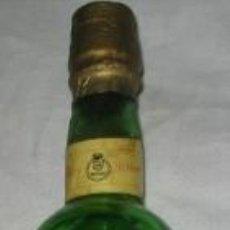 Coleccionismo de vinos y licores: BOTELLÍN DE BRANDY VIEJO VETERANO OSBORNE. Lote 41059518