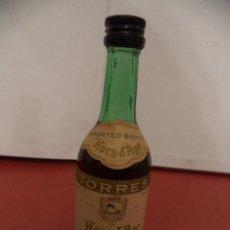 Coleccionismo de vinos y licores: BOTELLIN DE IMPERIAL BRANDY HORS D'AGE. MIGUEL TORRES. VILLAFRANCA DEL PANADES. Lote 42195866