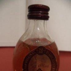 Coleccionismo de vinos y licores - BOTELLIN DE WHISKY DIMPLE. 12 YEARS OLD. FINE OLD ORIGINAL DE LUXE SCOTCH WHISKY. SCOTLAND. - 42500745