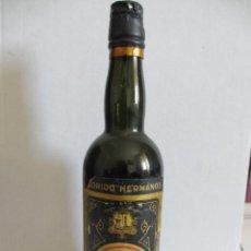 Coleccionismo de vinos y licores: BOTELLIN DE VINO PORTOLÉS. FLORIDO HERMANOS. SANLUCAR DE BARRAMEDA ( ESPAÑA).. Lote 43099248