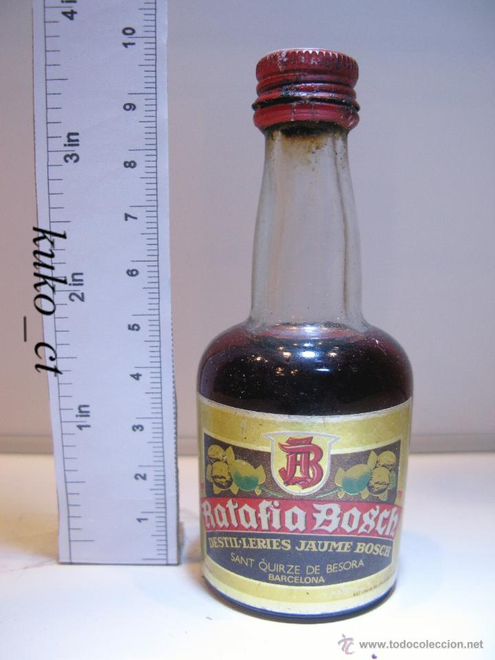 Botellita Botellin Ratafia Bosch Destileries Ja Buy Collecting Wines Liqueurs And Spirits At Todocoleccion 43798554