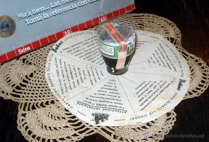 Coleccionismo de vinos y licores: ANTIGUO Y RARO FERNET DOBER ITALIANO 1950 CONCENTRADO CON ETIQUETAS ORIGINALES - Foto 8 - 45089969