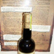 Coleccionismo de vinos y licores: CONDE DE LA CORTINA-MONTILLA-GRAN VINO DULCE. Lote 47321067