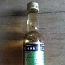 Coleccionismo de vinos y licores: PEQUEÑA BOTELLA DE CHARTREUSE 3CL. Lote 47413842